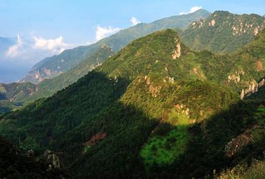 安徽 徒步穿越杭徽古道 含用餐费用(2日行程)