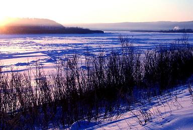 中国最北净土漠河 北红村 冬季冰雪生态深度行(4日行程)