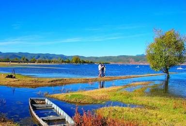 走进三江并流 怒江大峡谷 朝圣梅里雪山 香格里拉 大环线(7日行程)