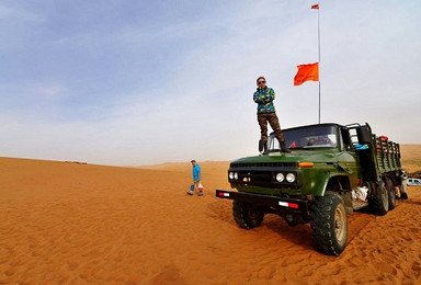 越黄越美丽 腾格里沙漠休闲体验(5日行程)