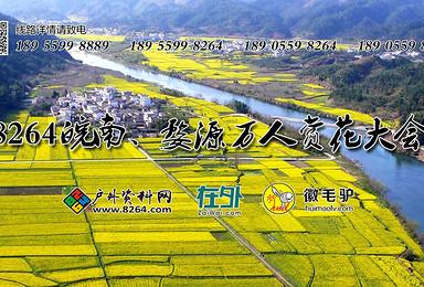 黄山  呈坎  灵山  新安江山水画廊 (2日行程)
