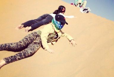 五一 端午长线 亲子玩转腾格里沙漠 沙坡头(4日行程)