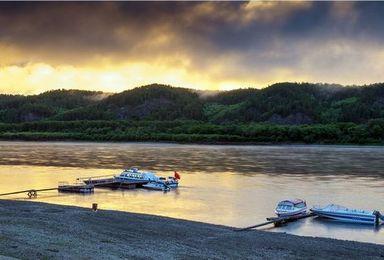摄影主题 盛夏漠河中俄边境摄影(4日行程)
