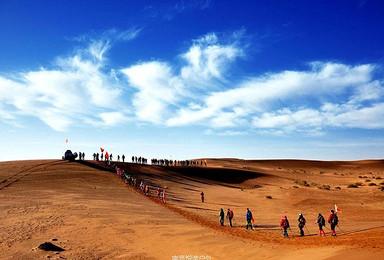 雄鹰计划 带孩子开启探险家的沙漠旅居(6日行程)