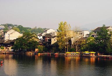 五一活动约伴,沿着边城和酉水感受纯净的湘西