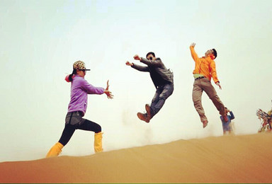 徒步穿越腾格里大漠(4日行程)