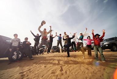 穿越神秘无人区 腾格里沙漠(4日行程)