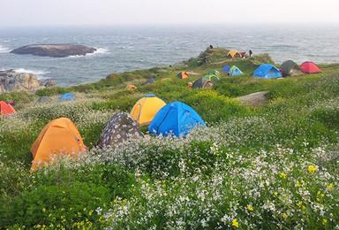 渔山岛—诗的小岛、花的海洋、深蓝色的迷幻、渔山岛蓝色记忆之旅(3日行程)