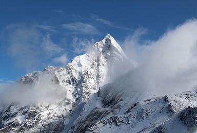 四姑娘雪山之巅二峰标准团攀登计划(4日行程)