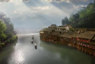端午节张家界、天门山、玻璃桥、凤凰古城、长沙(3日行程)