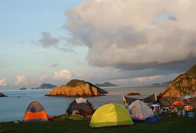 当一回岛,无人岛竹屿岛烧烤露营看星星看日出(3日行程)