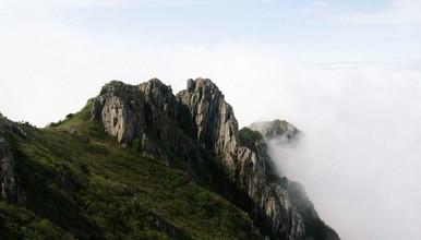 徒步浙西屋脊 清凉峰(2日行程)