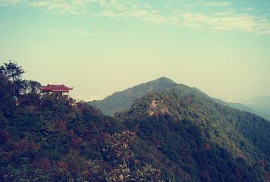重阳节登山 徒步最美西湖群山(1日行程)