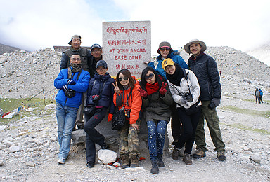 西藏在路上 川进青出精典(16日行程)