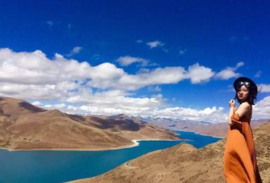 拉萨川藏线318国道 稻城亚丁 西藏经典越野车自由行(10日行程)