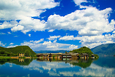 丽江出发 泸沽湖(3日行程)