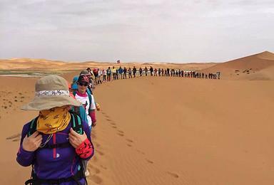 中国第四大沙漠腾格里沙漠四天三夜 寻找仓央嘉措的足迹(5日行程)