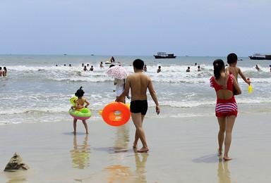 海口海鲜嗨一夏 海口沙滩海鲜大餐沙滩游(1日行程)