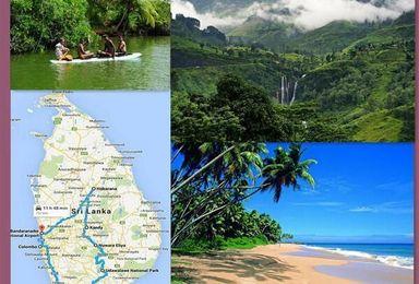 斯里兰卡环线全景游 探索印度洋上的一滴泪(8日行程)