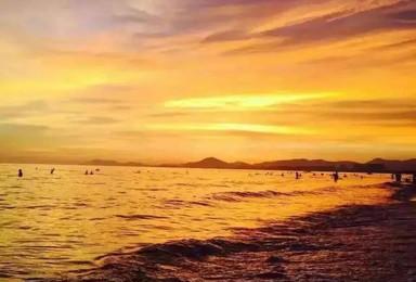 清凉一夏 海边戏水 白鹭岛海鲜盛宴(3日行程)