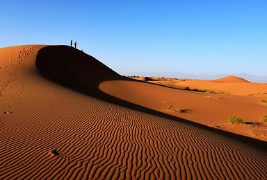陆标户外 2016年腾格里沙漠休闲摄影体验5日活动(5日行程)