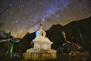 新春云南徒步之旅 丽江香格里拉 朝圣梅里雪山探秘雨崩村(6日行程)
