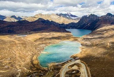 川藏线 中国人的景观大道 中国人都应该走的梦幻线路(12日行程)