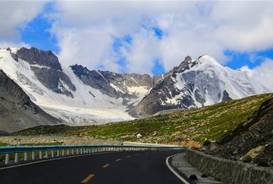 (8月13日—8月24日)北疆环线+独库公路完整版穿越拼车自助游(12日行程)