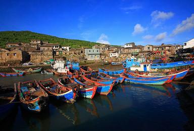 渔山岛摄影 渔山海恋 碧海奇礁 聚焦远海孤岛之美(2日行程)