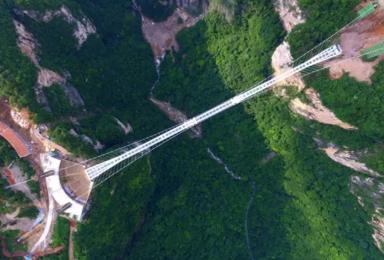 挑战张家界世界最长玻璃桥 天门山(3日行程)