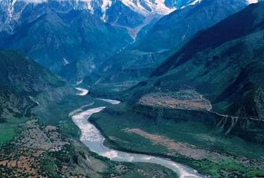 西藏 梦中的天堂 滇藏进青藏出 行摄(18日行程)