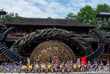 一次出游 游遍贵州 多彩贵州全景游 定期发团(10日行程)