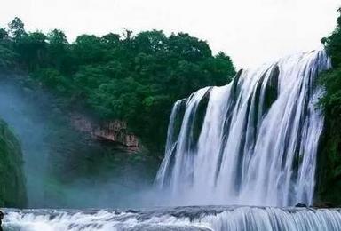 黄果树瀑布 陡坡塘 西江千户苗寨 荔波小七孔双卧(7日行程)