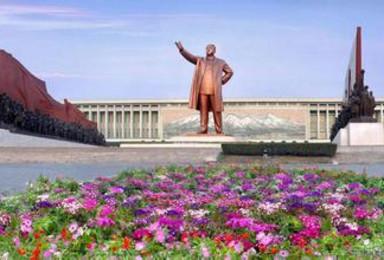 入境朝鲜长白山东坡 朝鲜惠山 吊水壶瀑布 望天鹅精品游(4日行程)