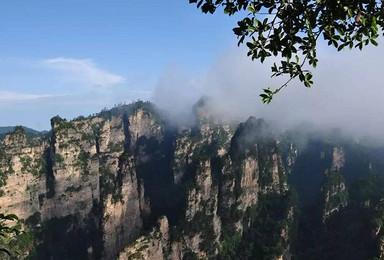 张家界森林公园 张家界大峡谷 玻璃桥 凤凰古城 天门山(6日行程)