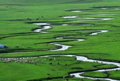 骑在马背上 聆听锡林郭勒大草原的风声(3日行程)