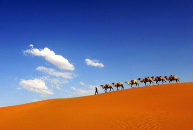 已成行 国庆假期 腾格里沙漠穿越五湖连穿 露营观星感受大西北之美(4日行程)