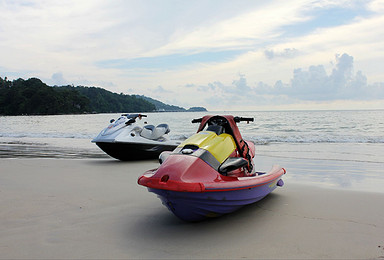 三亚分界洲岛景点门票礁堡潜水 摩托艇套票自由行(1日行程)