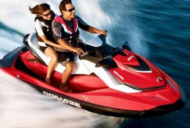 三亚海上项目单人摩托艇含亚龙湾酒店接送(1日行程)