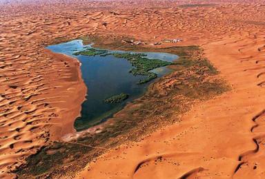 腾格里沙漠 轻装之旅 领略异域风情(3日行程)