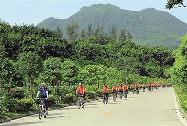 畅享骑游 环海南岛东线骑游 挥洒精彩青春(5日行程)