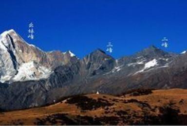 2016年四姑娘山5000米级雪山大二峰攀登计划 整年计划(4日行程)(21日行程)