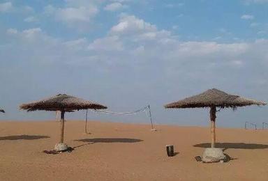沙坡头经典游 骑骆驼 滑沙 羊皮筏 沙漠冲浪(3日行程)