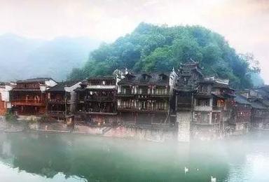 张家界 桂林漓江(8日行程)