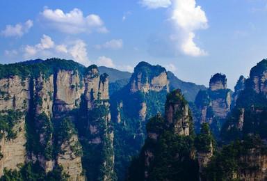 张家界森林公园 大峡谷 天门山 凤凰古城(6日行程)