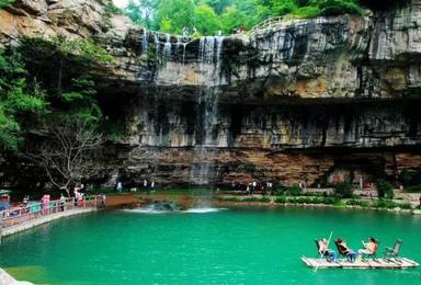 抬头张家界 低头九寨沟 中国最美十大峡谷(3日行程)