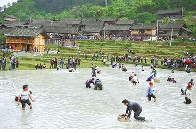 2016国庆湖南贵州两地稻香捕鱼节户外年会活动报名中(2日行程)