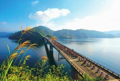 环千岛湖休闲骑行(3日行程)