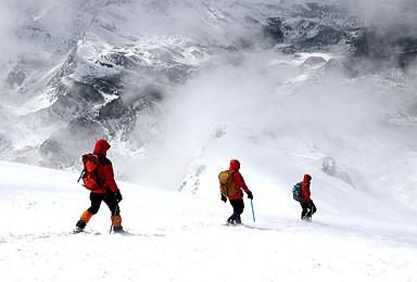 哈巴雪山登山(5日行程)