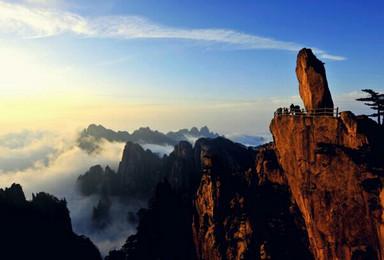 黄山 千岛湖 乌镇 扬州 南京(8日行程)